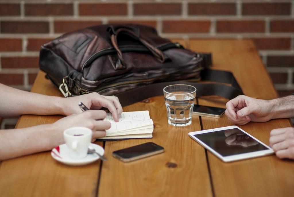 Et inspirerende møde skaber motivation
